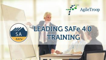 Leading SAFe 4.0 Certification Training