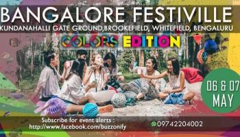 Bangalore Festiville Colors Edition