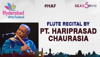 HAF - Flute Recital by Pt. Hari Prasad Chaurasia