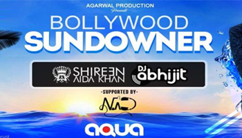 Bollywood Sundowner - Summer Shorts Pool Party