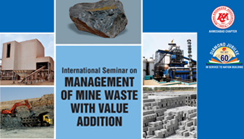International Seminar on Management of Mine Waste with Value Addition - National Delegates