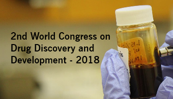 2nd World Congress on Drug Discovery and Development - 2018