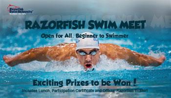 Razorfish Swim Meet 2017