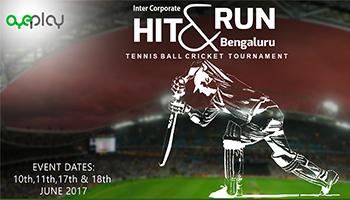 2nd OyePlay Inter Corporate Hit And Run Cricket Tournament
