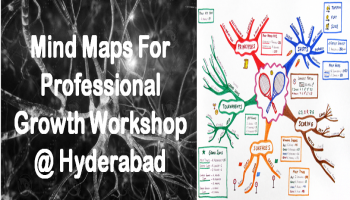 Mind Mapping workshop at Hyderabad