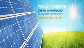 Pro Solar 2017