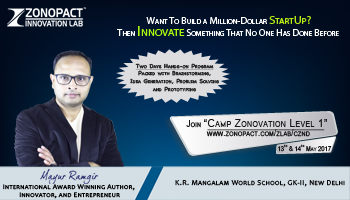 Camp Zonovation (Level 1) New Delhi