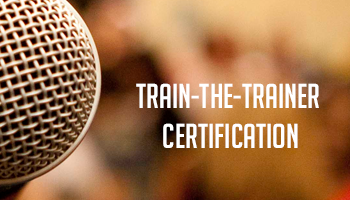 Train-the-Trainer Certification