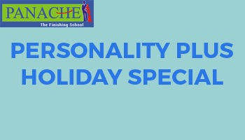 PERSONALITY PLUS HOLIDAY SPECIAL - Batch (17th April  To 28th April)