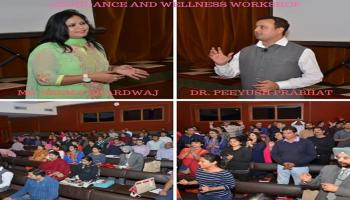 Free Workshop on Abundance And Wellness