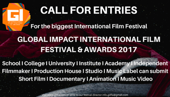 Global Impact International Film Festival and Awards 2017