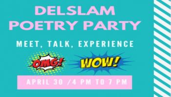 DelSlam Poetry Party