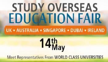 Study Abroad Education Fair in Chennai
