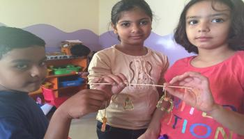 GYANPROs SCIENCE SUMMER CAMP FOR TODDLERS 2017 JAYANAGAR