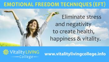EFT (EMOTIONAL FREEDOM TECHNIQUES) Training Pune September 2017 with Vitality Living College Accredited Trainer, Leena Haldar