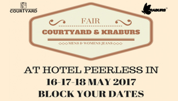 Courtyard Mens Jeans / Kraburs Ladies Jeans Fair at Hotel Peerless Inn