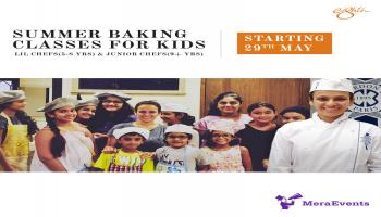 Summer Baking Classes For Kids
