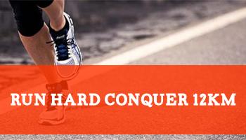 Run Hard Conquer 12km