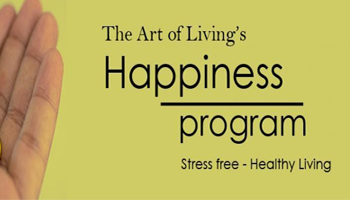Know your breathe, Know your Life  - The Art of Living Happiness Program
