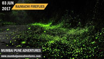 Fireflies Rajmachi Tour - Mumbai Pune Adventures - 03 June 2017
