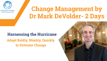 Change Management by Dr Mark DeVolder
