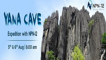 Yana Cave Expedition with NPN-12