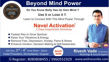 Ahmedabad: DNA n NAVEL Activation for Prosperity with Sound Waves