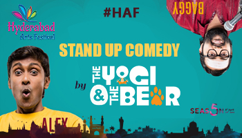HAF - Stand up Comedy by YOGI and BEAR