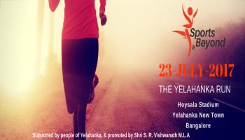 Sports and Beyond - Yelahanka Run