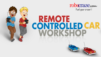 Remote Controlled Car (Summer Camp)
