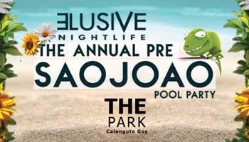 The Annual Pre SaoJoao Pool Party | 6th edition