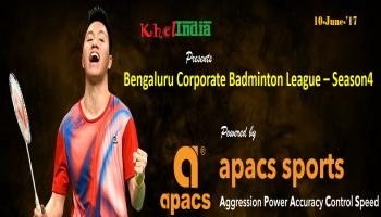 BCBL3 - Bengaluru Corporate Badminton League
