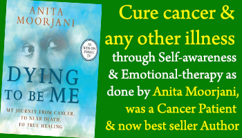 Cure cancer and any other illness through Self-awareness and Emotional-therapy