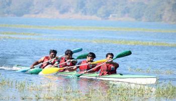 Kayaking Boating Camp