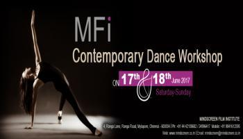 Contemporary Dance Workshop @ MFI