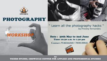 photography workshop basics