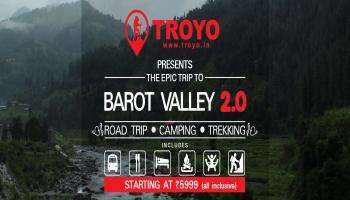 The Epic Trip to Barot Valley
