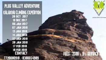 Kalakrai Climbing Expedition