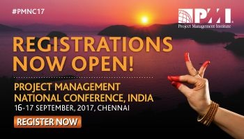 Project Management National Conference, India 2017 <br><br>Event Website: www.pmi.org.in/conference