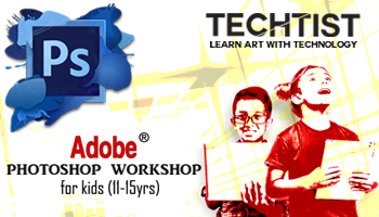 Photoshop Workshop for Kids by Techtist