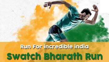 10K Swatch Bharath Run for Greener and Healthier Hyderabad