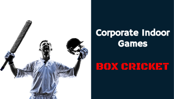 Box Cricket - Corporate Indoor Games