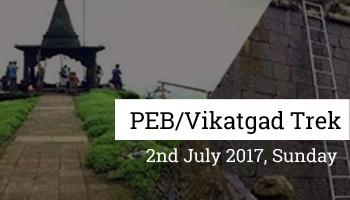 PEB/Vikatgad Trek by EDAS