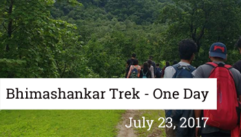 Bhimashankar Trek - One Day by EDAS
