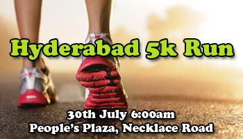 Hyderabad 5K Run