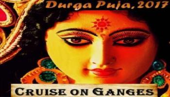 CRUISE on GANGES - celebrates Vijaya-Dashami, Durga Puja 2017