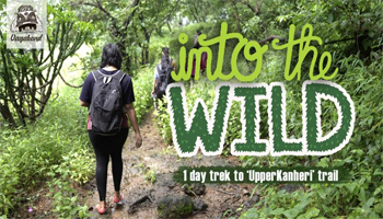 Into The Wild (1 day trek to Upper Kanheri)