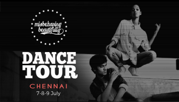 Misbehaving Beautifully - Dance Workshop