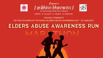Elders Abuse Awareness Run