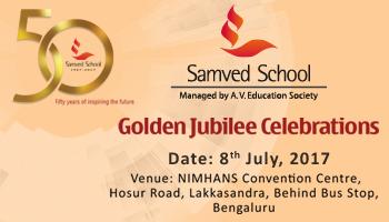 Samved School Golden Jubilee Celebrations Day 2